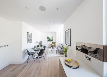 Thumbnail 2 bed flat for sale in Hill Court, Blackstock Road, London