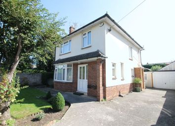 Thumbnail 3 bed detached house for sale in Portway Avenue, Wells