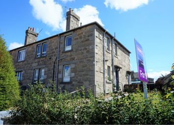 Thumbnail 2 bed flat for sale in Morriston Road, Elgin