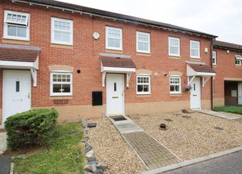 Thumbnail 2 bed terraced house for sale in Greyfriars Close, Fearnhead, Warrington
