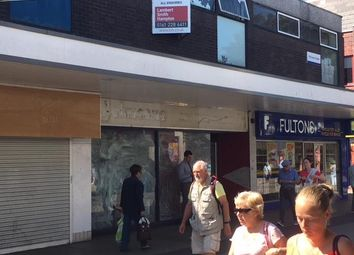 Thumbnail Retail premises to let in 4 Princess Parade, Bury, Greater Manchester