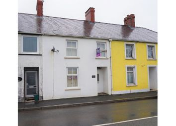 Thumbnail 2 bed terraced house for sale in Red Roses, Whitland