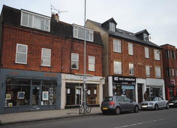 Thumbnail 1 bed flat to rent in Victoria Street, St.Albans