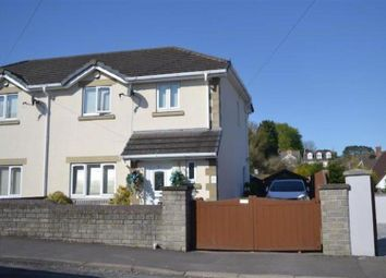 Thumbnail 3 bed semi-detached house for sale in Heol Y Gog, Gowerton, Swansea