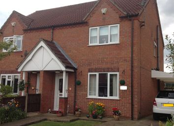 Thumbnail 3 bed semi-detached house for sale in Bayfield Road, Timberland, Lincoln