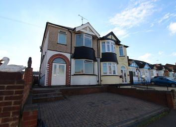 Thumbnail 3 bed semi-detached house to rent in High Street, Rainham, Kent