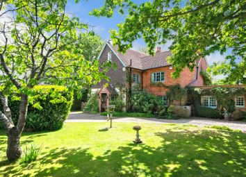 Thumbnail 5 bed detached house for sale in Berwick, Nr Lewes, East Sussex