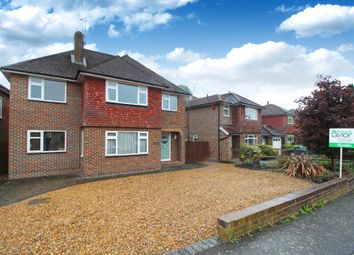 Thumbnail 4 bedroom detached house for sale in Queensway, Horsham