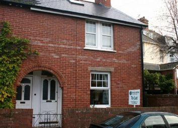 Thumbnail 2 bed town house to rent in Parkfield Road, Topsham, Exeter