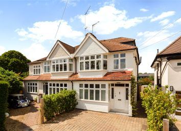 Thumbnail 4 bed terraced house for sale in Sandpits Road, Richmond