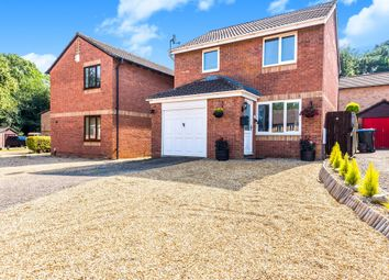 Thumbnail 3 bed detached house for sale in Pine Ridge, Southfields, Northampton