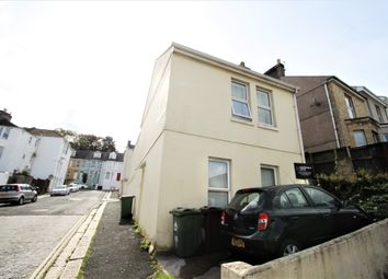 Thumbnail 5 bed end terrace house for sale in West Hill Road, Mutley, Plymouth