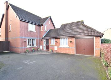 Thumbnail 5 bed detached house for sale in Thorn Lea, Evesham