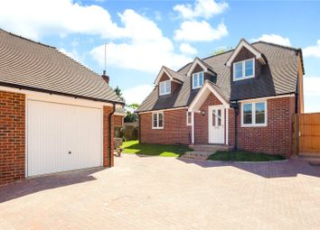 Thumbnail 4 bed detached house for sale in Winchester Road, Ropley, Alresford, Hampshire