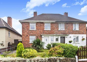 3 bed semi-detached house for sale in Beauvale Drive, Ilkeston, Derbyshire DE7
