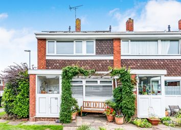 Thumbnail 3 bed end terrace house for sale in Little Barrow Walk, Lichfield