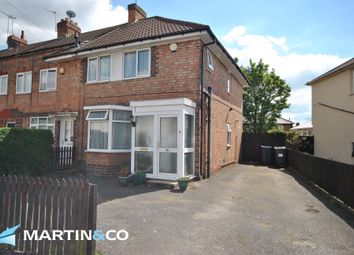 Thumbnail 3 bed end terrace house for sale in Circular Road, Acocks Green, Birmingham