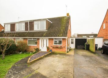 Thumbnail 3 bed semi-detached house for sale in Durham Road, Charfield, South Gloucestershire