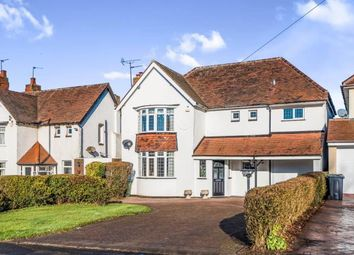 Thumbnail 4 bed detached house for sale in Sutton Road, Walsall, West Midlands