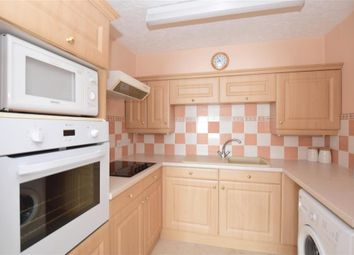 Thumbnail 1 bed flat for sale in Barkers Court, Sittingbourne, Kent