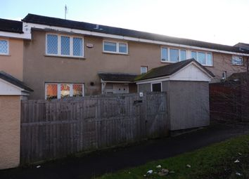 Thumbnail 5 bedroom terraced house for sale in Rufforth Garth, Bransholme, Hull