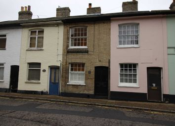 Thumbnail 1 bed terraced house to rent in Church Street, Sudbury