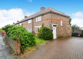 Thumbnail 2 bed semi-detached house for sale in Redsull Avenue, Deal