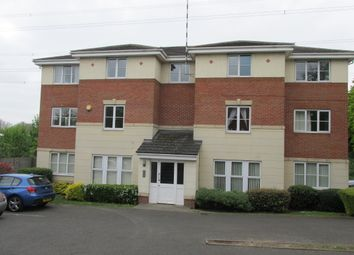 Thumbnail 2 bed flat for sale in Towpath Close, Coventry