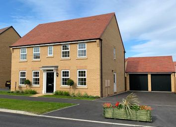 """Thumbnail 4 bedroom detached house for sale in """"Chelworth"""" at Bearscroft Lane, London Road, Godmanchester, Huntingdon"""