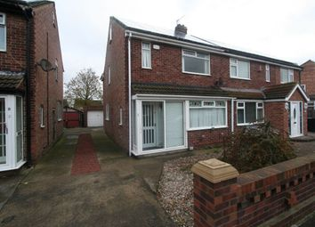 Thumbnail 3 bed semi-detached house to rent in Paignton Drive, Hartlepool