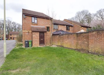 Thumbnail 1 bed terraced house to rent in Long Copse Chase, Chineham, Basingstoke