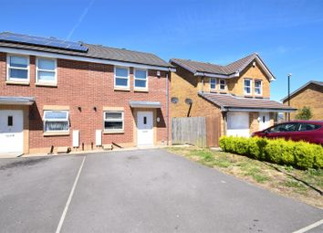 Thumbnail 3 bed semi-detached house for sale in Dartington Close, Sunderland
