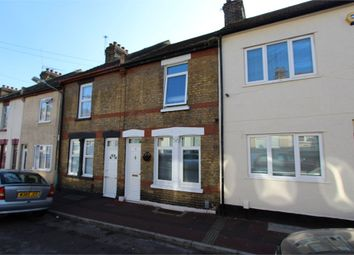 Thumbnail 3 bed terraced house to rent in Coronation Road, Chatham, Kent