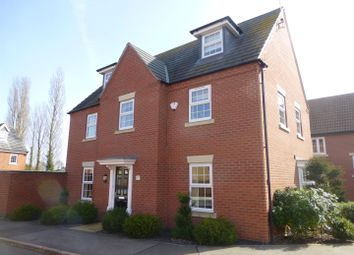 Thumbnail 5 bedroom detached house for sale in Murrayfield Avenue, Greylees, Sleaford
