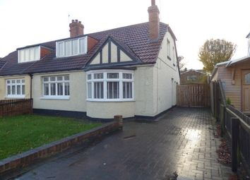 Thumbnail 2 bed bungalow to rent in Finchale Road, Framwellgate Moor, Durham