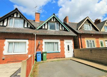 Thumbnail 2 bedroom end terrace house for sale in Derby Street, Mansfield, Nottinghamshire