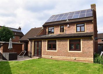 Thumbnail 4 bed detached house for sale in Beaven Close, Chippenham, Wiltshire