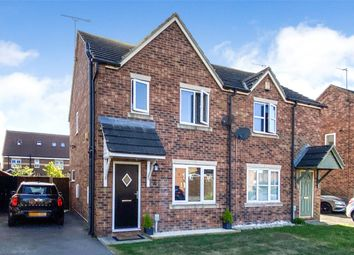 Thumbnail 2 bed semi-detached house for sale in Ferry Meadows Park, Kingswood, Hull, East Yorkshire