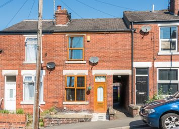 Thumbnail 3 bed terraced house for sale in Aisthorpe Road, Sheffield