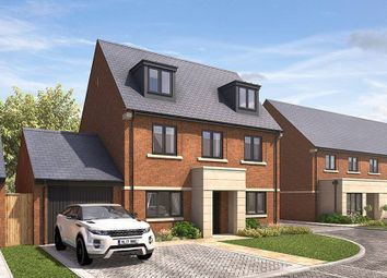 "Thumbnail 5 bed detached house for sale in ""The Esher"" at Orchard Lane, East Molesey"