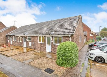 Thumbnail 1 bed semi-detached bungalow for sale in Nursery Close, Hellesdon, Norwich