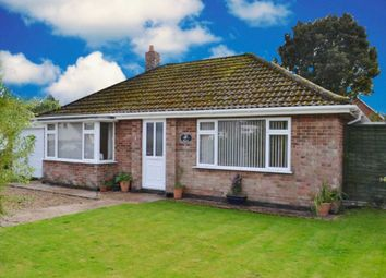 Thumbnail 2 bedroom detached bungalow for sale in Northfield Road, Swaffham, 7Jb.