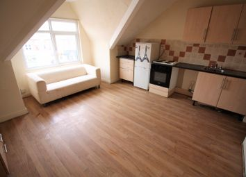 Thumbnail 1 bedroom flat to rent in Harehills Road, Leeds