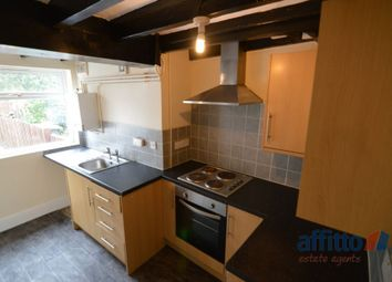 Thumbnail 2 bed terraced house to rent in Hermitage Road, Whitwick, Coalville