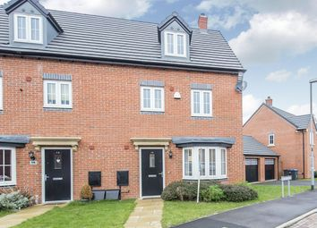 Thumbnail 4 bed semi-detached house for sale in Plum Crescent, Hinckley