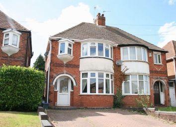 Thumbnail 3 bed semi-detached house for sale in Ryde Park Road, Rednal, Birmingham