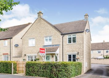 Thumbnail 4 bed detached house for sale in Bluebell Way, Carterton