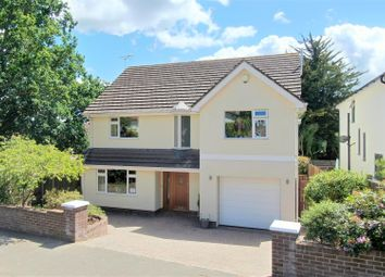Blake Hill Crescent, Lilliput, Poole BH14. 5 bed detached house