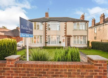 Thumbnail 3 bed terraced house for sale in Holderness Road, Hull, East Yorkshire