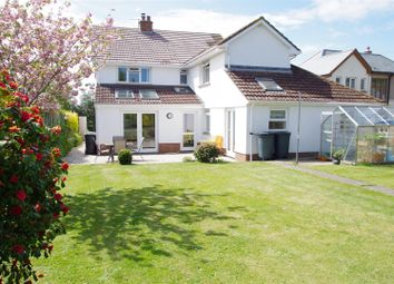 Thumbnail 4 bed detached house for sale in Exeter Road, Braunton